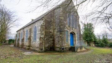Is this Donegal church your idea of a dream home or business? Your prayers may well have been answered!
