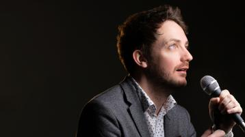 THE ARTS COLUMN: One of the fast-rising stars of Irish comedy returns to Donegal