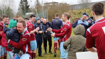 Big weekend for Donegal Town Reserves while Convoy Arsenal slip up in Division One