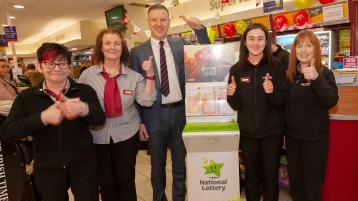 Location of winning Donegal €1 million lotto ticket revealed