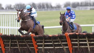 Donegal jockey on the mark at Thurles on Saturday