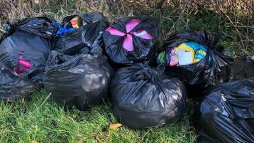 Anger at illegal dumping in Donegal