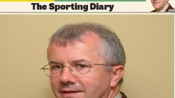 THE SPORTING DIARY: Only solution may be a GAA Open Draw championship for 2020
