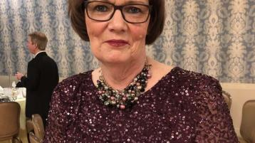 Proud Donegal woman Mary Grant honoured by Donegal Association of New York