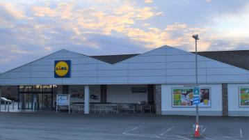 Donegal Lidl supporting families in need