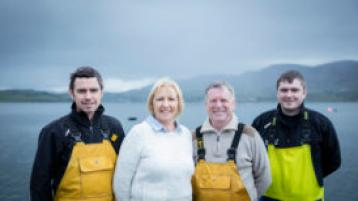 Donegal family business using 'mussel' power in fight against Covid-19
