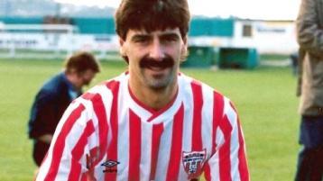 Sports journalist puts Derry's Felix Healy in his best ever team alongside Dalglish, Zidane and Maradona