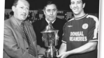 On this day....Finn Harps won a cup final, but what one was it?