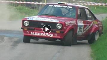 WATCH: Today many Donegal rally crews and followers should have been in Triton Tarmac Championship action
