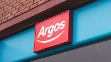 Argos releases details of stores opening and opening hours in Ireland from Monday