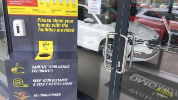 DMG Motors resumes sales and service operations with special arrangements