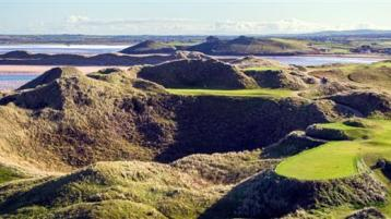Revealed: Top 100 Golf Courses in Ireland - how many are in Donegal?