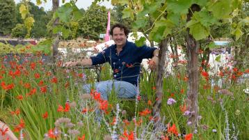 Need some garden inspiration? Diarmuid Gavin is on the lookout for Irish gardens for his new TV series