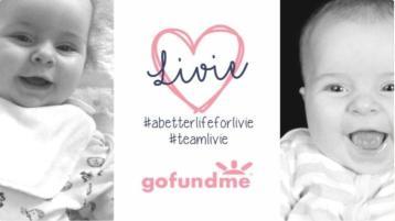 Baby Livie Mulhern