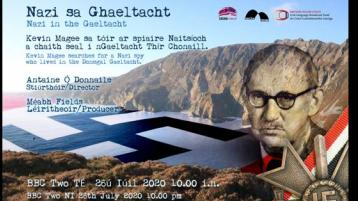 Nazi sa Ghaeltacht - remarkable story about a Nazi in south-west Donegal