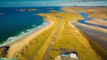 Number of airlines have expressed an interest in operating the Donegal to Dublin flight service
