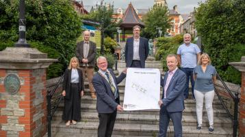 A competition launched that could see one of the most well-know squares in Donegal being redesigned to encourage public use