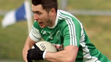 LISTEN: St Nauls man of the match Stephen Griffin very happy with win over Dungloe