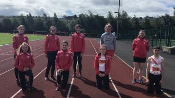 Cranford Athletic Club back in action at Donegal Championships