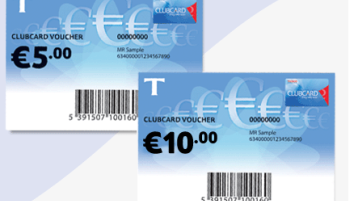 Tesco customer? Get ready for €25 in Clubcard Vouchers coming though letterbox!