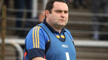 GLENFIN V ST NAULS - Barry Doherty, St Nauls manager, says they face a tough test in Glenfin