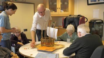 Art and creativity flourish in Killybegs hospital