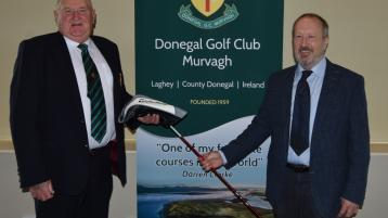 Donegal Golf for Simon community