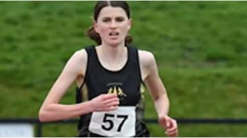 Letterkenny AC's Nikita Burke takes 5000m title at Mary Peters track in Belfast