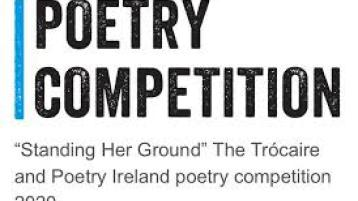 Donegal winner of Trócaire-Poetry Ireland poetry competition 2020 announced