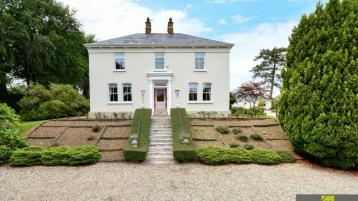 Gallery: A manse that could be your Donegal haven