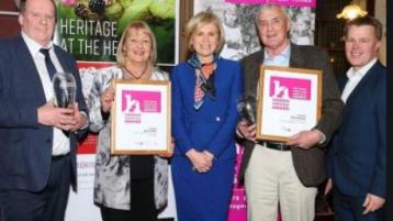 The deadline is looming for those who wish to nominate someone or a group for the title of Heritage Hero