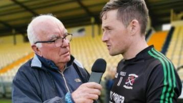 LISTEN: Setanta's Danny Cullen gives his reaction after helping his side back to the county final