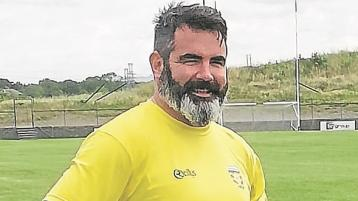 Paul Durcan and Drumcliffe-Rosses Point come up short in Sligo final