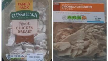 WARNING: Chicken from two major Irish supermarkets recalled due to infection fears