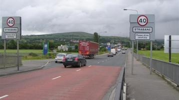Thieves take digger across the border to Donegal
