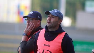 LISTEN: Aodh Ruadh manager Barry Ward delighted with the way his charges played for the full game