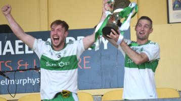 LISTEN: Aodh Ruadh joint captain Nathan Boyle gives reaction after his side's Intermediate win