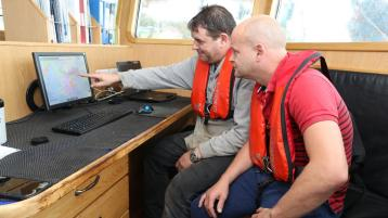 Irish 'real-time' fisheries chart helping to protect Donegal's marine environment