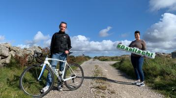 New Gaeltacht-based cycling initiative is launched - Donegal set to benefit