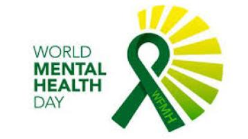World Mental Health Day 2020 is Mental Health for All