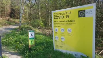 Increase in Donegal's Covid-19 rate in recent days