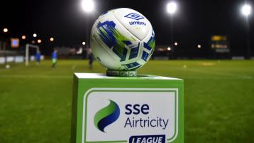 SSE Airtricity League 2020 season extended
