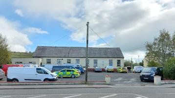What was Donegal Town Covid-19 test centre closed at the weekend?