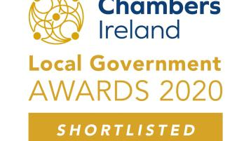 Donegal Co Council  reach four sections in  prestigious awards event