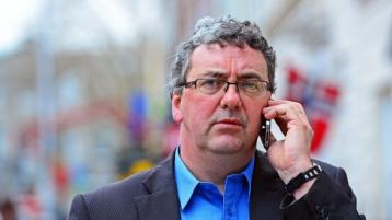 Donegal TD repeated his call for Level 5 restrictions