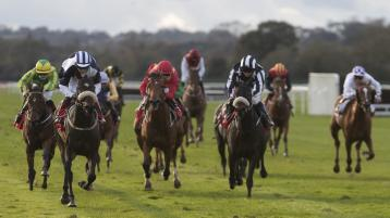 Winners galore for Donegal jockeys at various racecourses last week