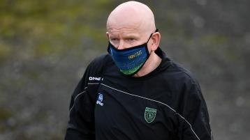 We're going down to Kerry to win says Donegal manager Declan Bonner