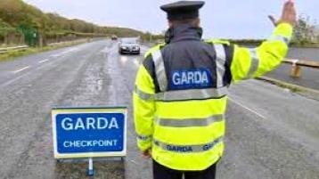 High visibility Garda operation in support of new public health measures
