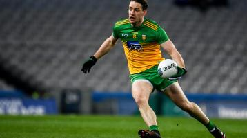 NFL PREVIEW: Donegal's towering midfielder Hugh McFadden looking forward to Kerry trip