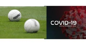 Tyrone GAA senior panel Covid-19 case being reported